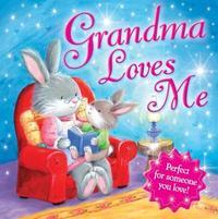 Grandma Loves Me (Hinkler Imprint) image