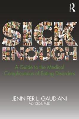 Sick Enough by Jennifer L. Gaudiani image
