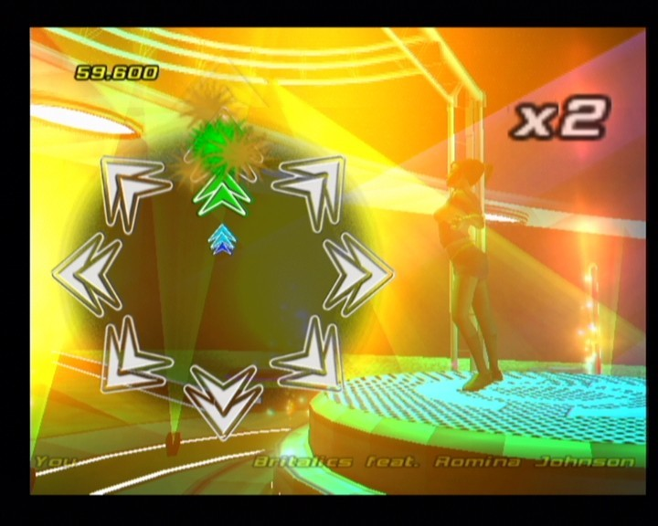 Dance Party Club Hits & Dance Mat screenshot