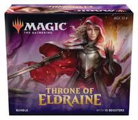 Magic The Gathering: Throne of Eldraine Bundle