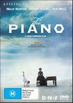 The Piano on DVD