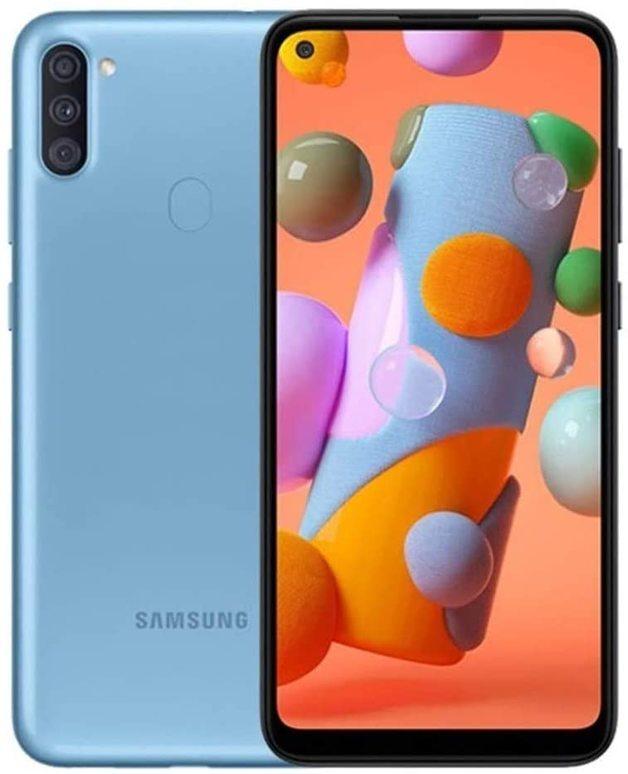 Samsung Galaxy A11 (32GB/2GB RAM) - Blue