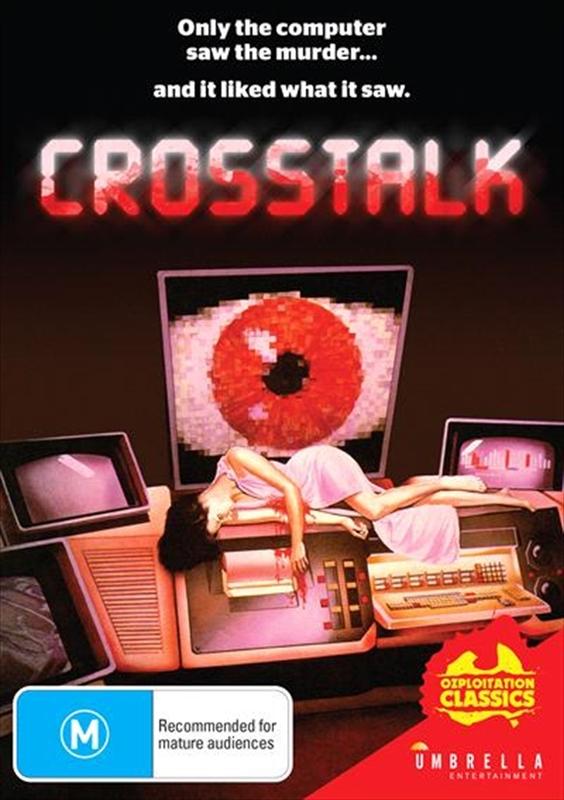 Crosstalk on DVD
