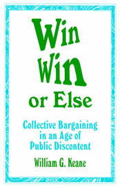 Win/Win or Else by William G. Keane image