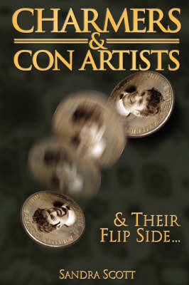 Charmers & Con Artists by Sandra Scott image
