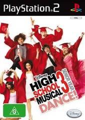 High School Musical 3: Senior Year DANCE! for PS2