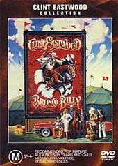 Bronco Billy on DVD