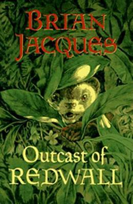 Outcast of Redwall by Brian Jacques image