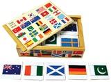 Fun Factory: Memory Game Flags