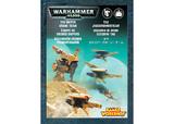 Warhammer 40,000 Tau Sniper Drone Team