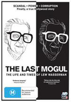 The Last Mogul: The Life and Times of Lew Wasserman on DVD