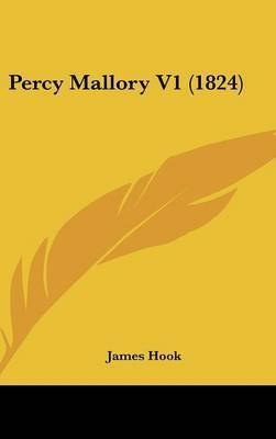 Percy Mallory V1 (1824) by James Hook