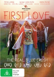 First Love on DVD