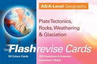 AS/A-level Geography: Plate Tectonics,Rocks,Weathering and Glaciation by Andy Palmer image