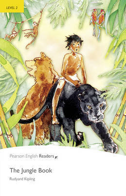 Level 2: The Jungle Book by Rudyard Kipling image