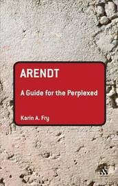 Arendt by Karin A. Fry image