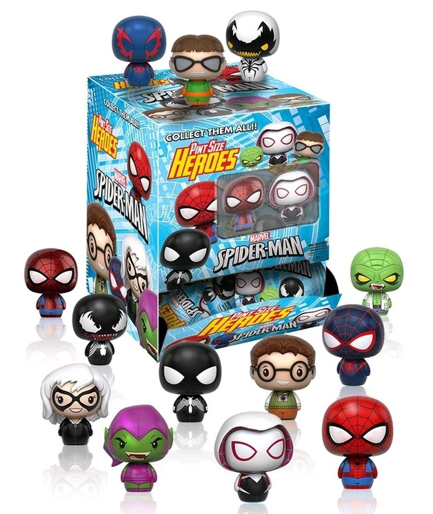 Spider-Man: Pint Size Heroes - Mini-Figure (Blind Box)