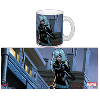 Marvel: Black Cat - Coffee Mug