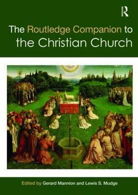 The Routledge Companion to the Christian Church image