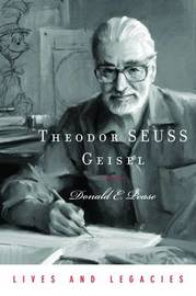 Theodor SEUSS Geisel by Donald E. Pease image