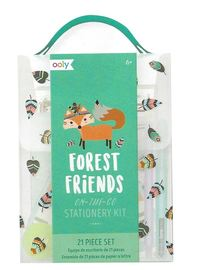 Forest Friends Stationery Kit
