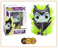 Disney's Sleeping Beauty - Maleficent in Flames Pop! Vinyl Figure (with a chance for a Chase version!) image