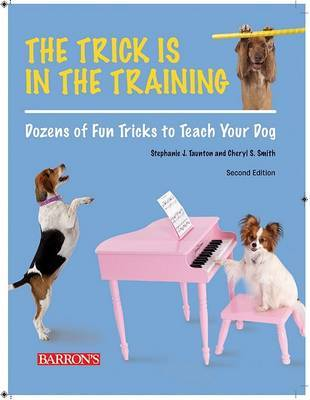 Trick is in the Training by Stephanie J. Taunton image
