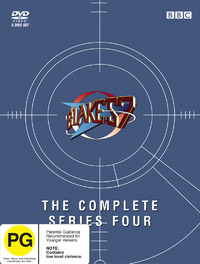 Blake's 7 - Complete Series 4 (5 Disc Box Set) on DVD image