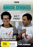 Brush Strokes - Series 2 on DVD