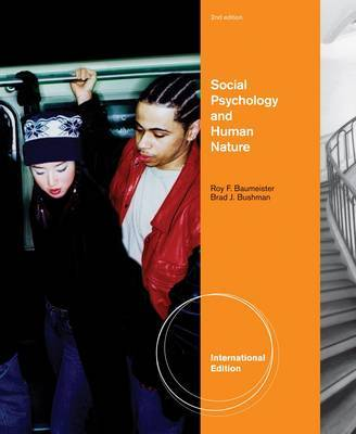 Social Psychology and Human Nature by Roy F Baumeister image