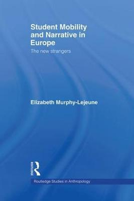 Student Mobility and Narrative in Europe by Elizabeth Murphy-Lejeune image