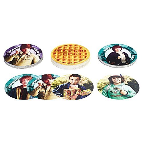 Stranger Things - Eggo Card Game image