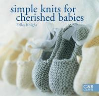 SIMPLE KNITS FOR CHERISHED BABIES image
