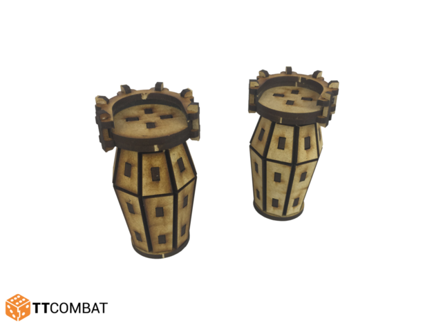 TTCombat: Painting Grips (32mm Round)