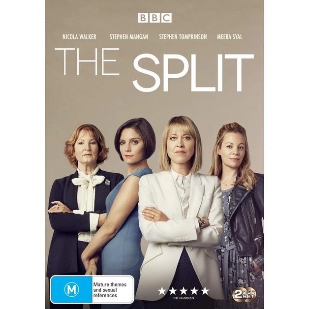 The Split on DVD