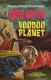 Voodoo Planet by Andre Norton image