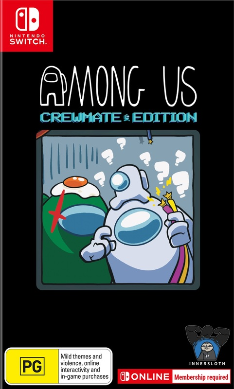 Among Us: Crewmate Edition for Switch