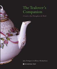 The Tea Lover's Companion by Jane Pettigrew image