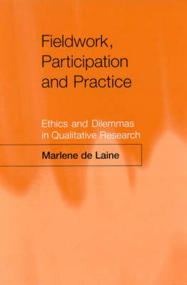 Fieldwork, Participation and Practice by Marlene De Laine image