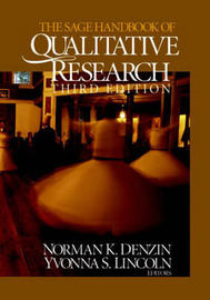 The SAGE Handbook of Qualitative Research image