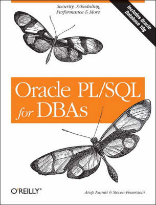 Oracle PL/SQL for DBAs by Steven Feuerstein image