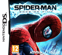 Spider-Man: Edge of Time for DS