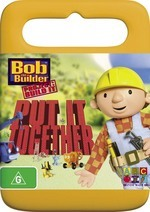 Bob The Builder - Put It Together (Handle Case) on DVD