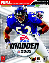 Madden NFL 2005 - Prima Official Guide for PC Games