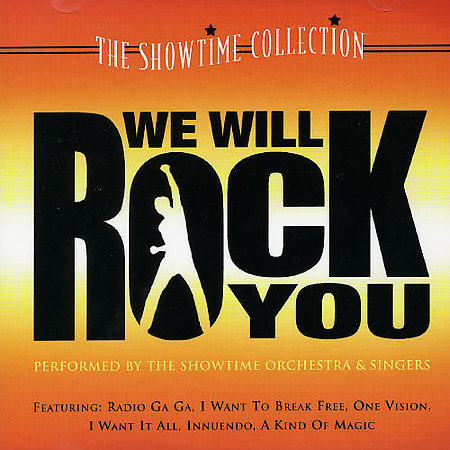 We Will Rock You by Original Soundtrack