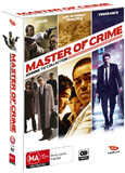 Master of Crime: Johnnie To Collection Box Set DVD