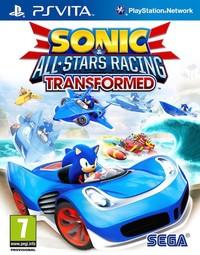 Sonic & All-Stars Racing Transformed for Vita