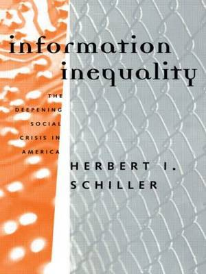 Information Inequality by Herbert Schiller image