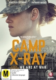 Camp X-ray DVD