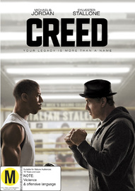 Creed on DVD